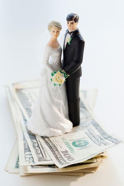 Bride, Figurine, Gown, Dress, Wedding dress, Wedding ceremony supply, Marriage, Formal wear, Wedding, Bridal clothing,