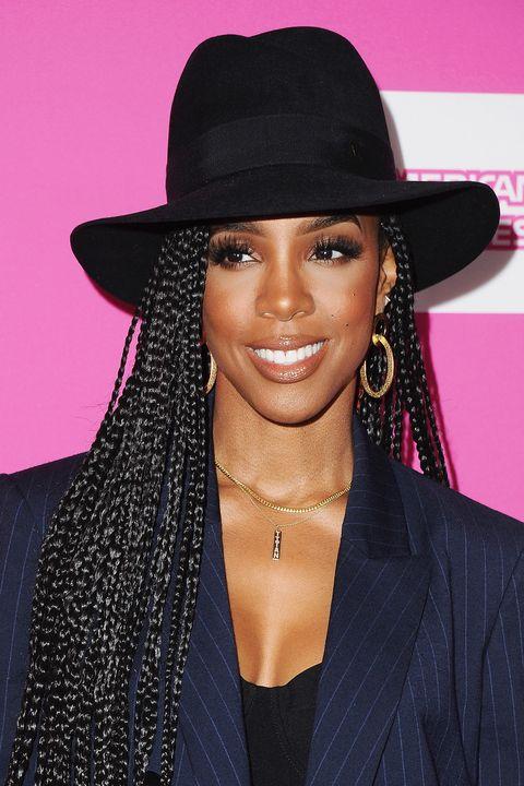 Hair, Hat, Clothing, Fedora, Hairstyle, Fashion accessory, Sun hat, Lip, Black hair, Headgear,