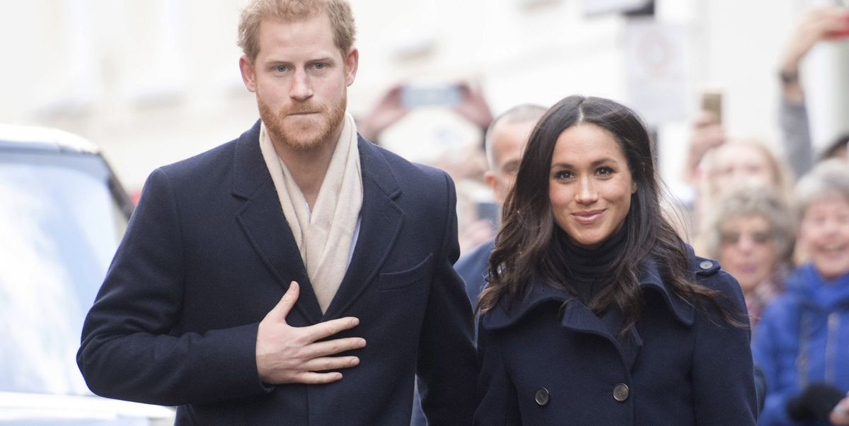 Prince Harry and Meghan Markle Are Spotted Having a Private PDA Moment as Pregnancy News Breaks