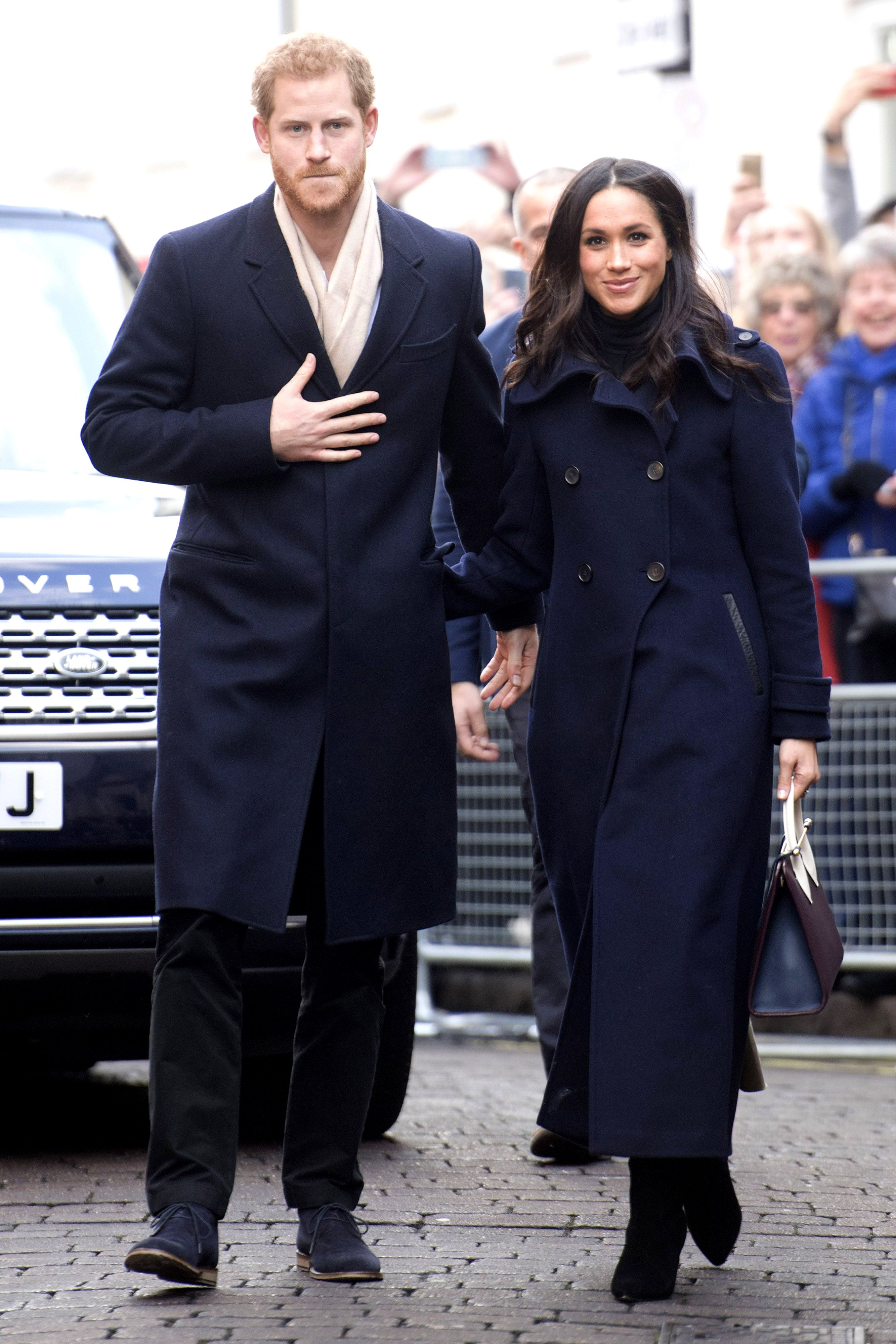 "Harry's Friend Says ""Really Bad Personal Splits"" Forced the Sussexes to Step Down"