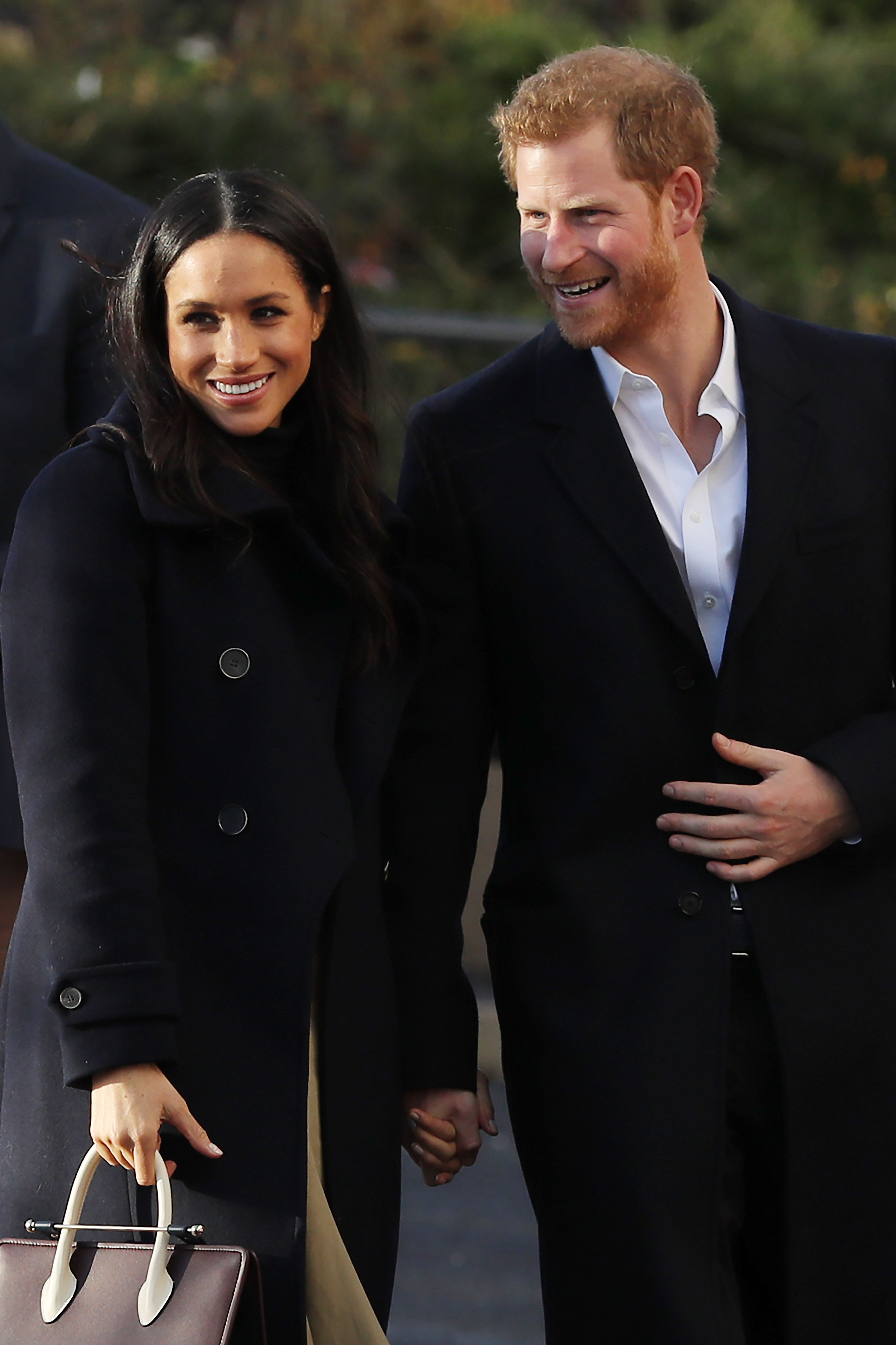 Meghan Markle, Prince Harry, and Baby Archie Were Spotted Having a Secret Pub Lunch