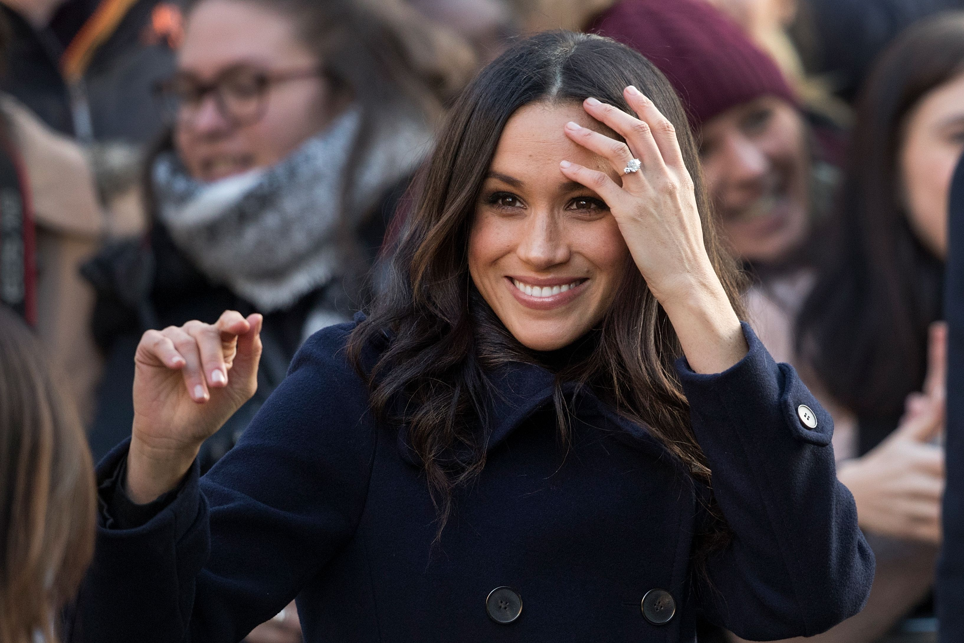 Why Meghan Markles Friends Likely Wont Be Her Bridesmaids