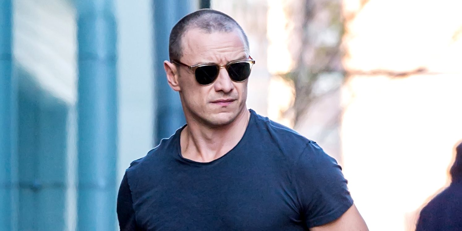 James McAvoy Shuts Down Rumors of His Extreme 6,000-Calorie Diet