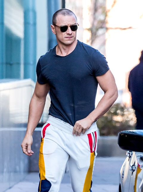 963cd6edeef How James McAvoy Got So Ripped - James McAvoy Shuts Down Diet Rumors