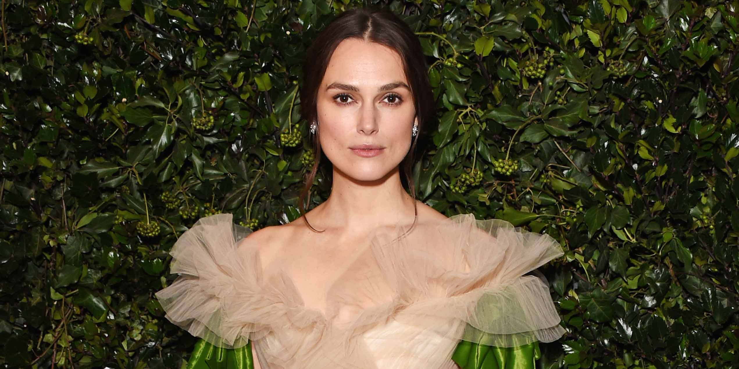 The London Evening Standard Theatre Awards 2017 Keira Knightley