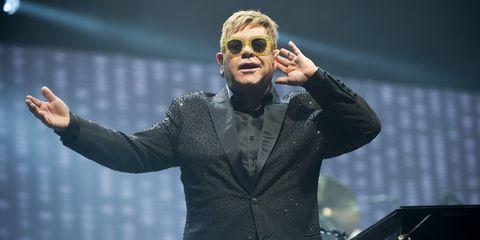 Elton John Barcelona live 2017