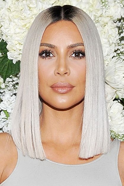 Platinum White Bleached Blonde Hair Ideas