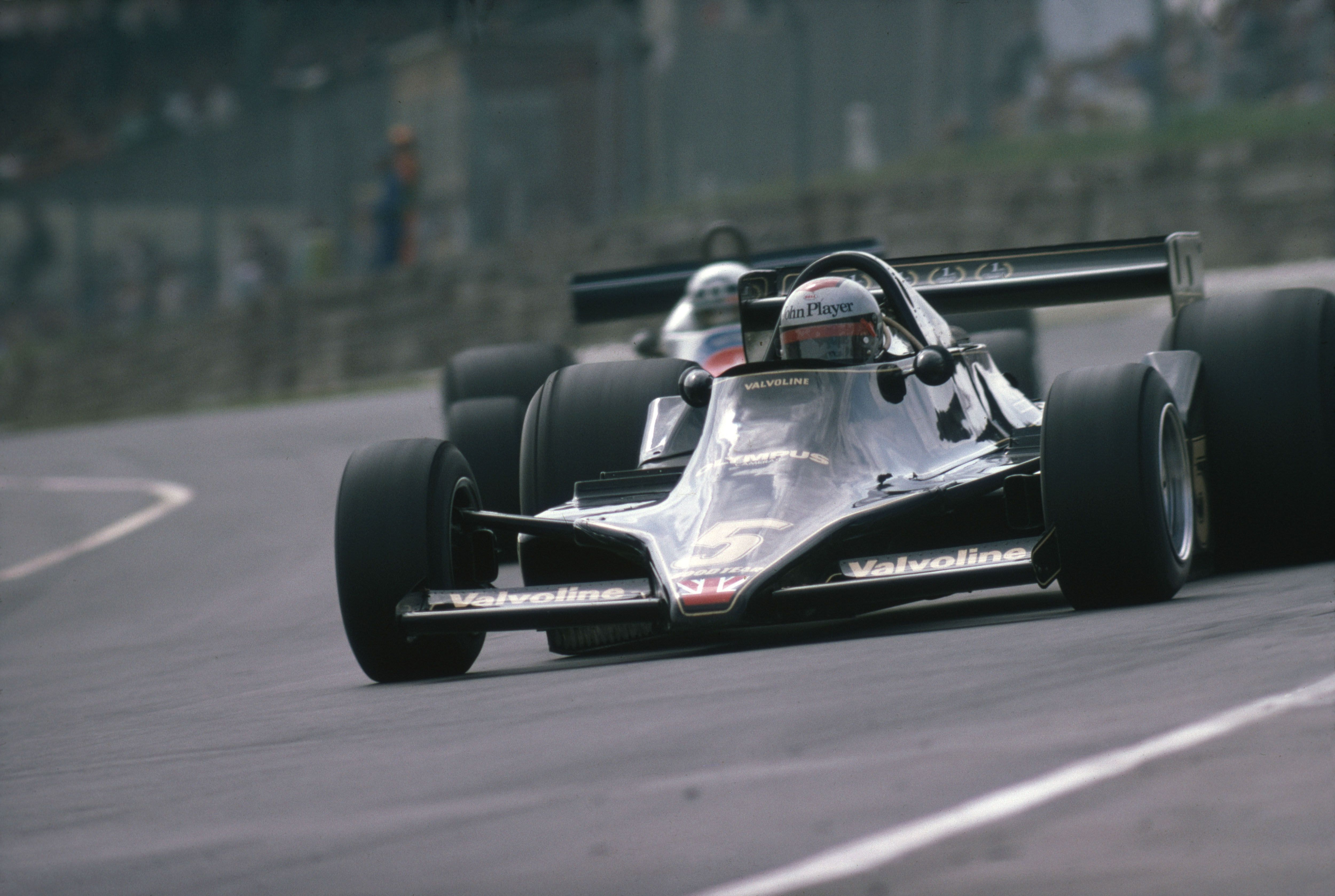 Andretti At Brands Hatch