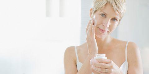 anti-aging routine