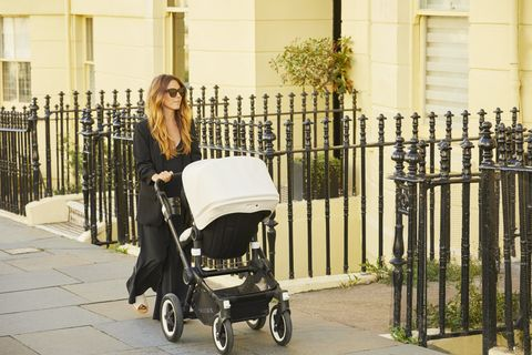 Product, Baby carriage, Baby Products, Iron, Home fencing, Street fashion, Fence, Metal, Baby safety, Rolling,