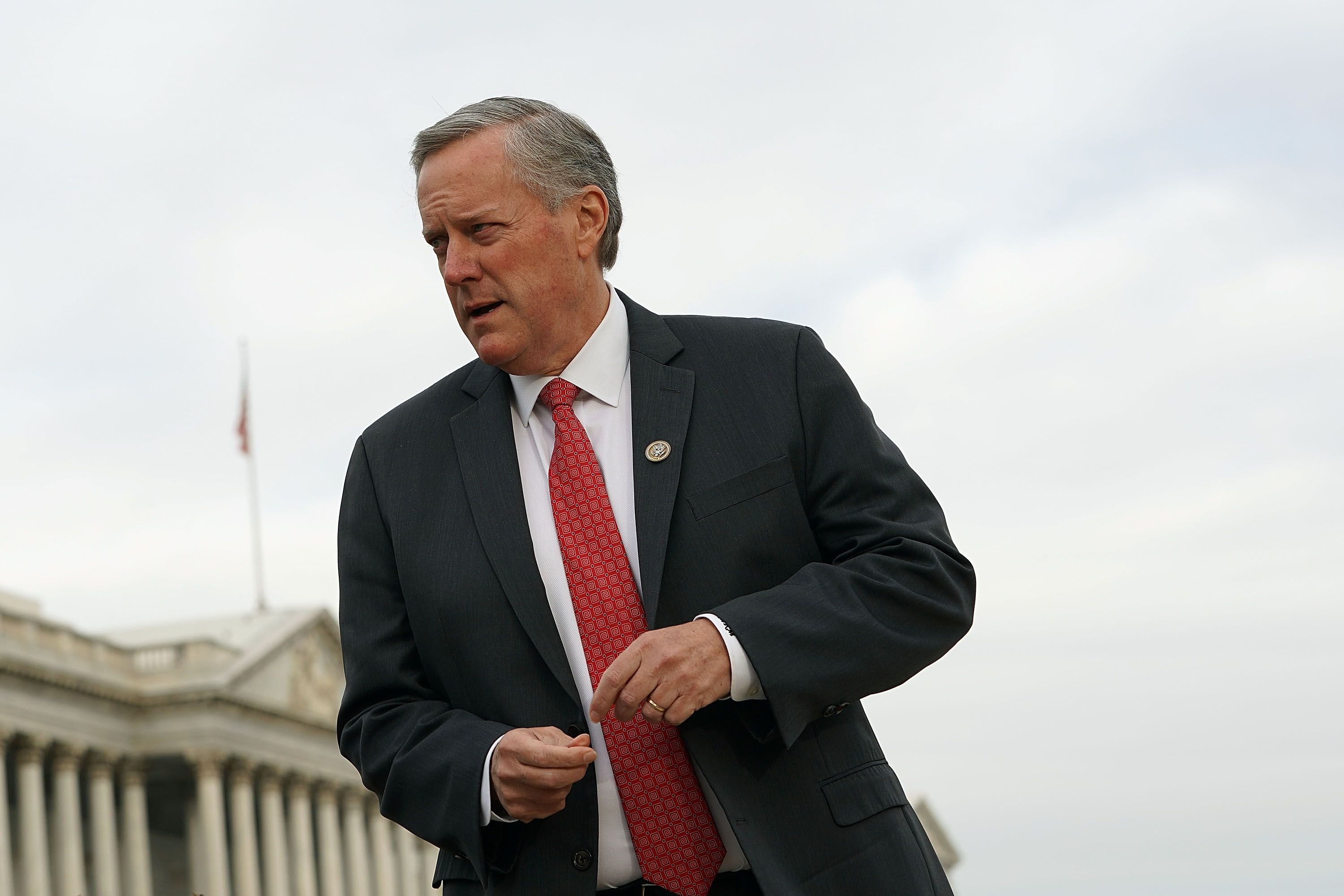 Freedom Caucus Loon Mark Meadows Is Now Embroiled in a Creationist Dinosaur Dig Controversy