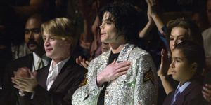 Michael Jackson's 30th Anniversary Celebration - Audience and Backstage