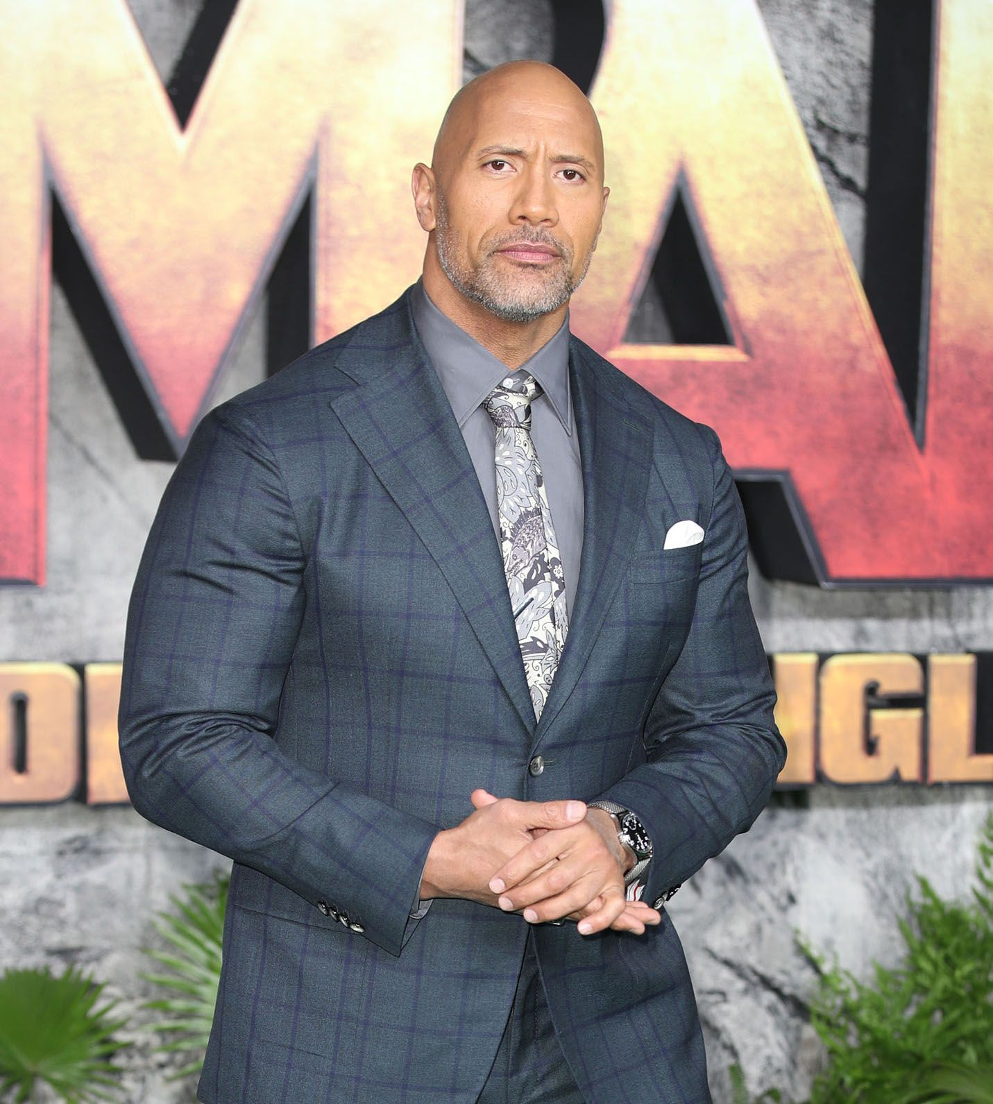 The Rock Asks Donald Trump 'Where Are You? Where Is Our Leader?' In Emotional Video Message