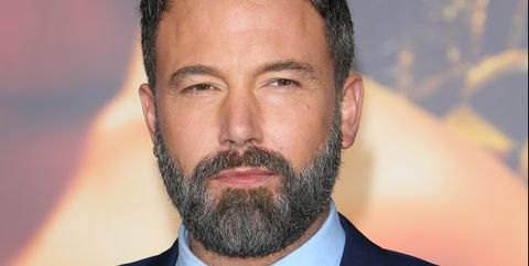 The massive tattoo Ben Affleck said was fake is still very much on his back