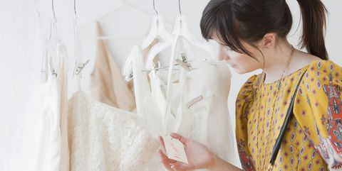 40b0bf11ed9 The hidden cost of wedding dress shopping that no one talks about