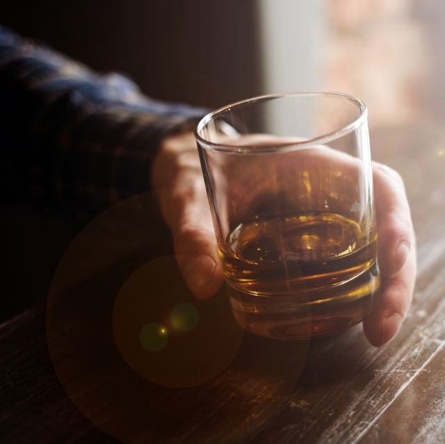 Drink, Alcohol, Distilled beverage, Whisky, Alcoholic beverage, Glass, Scotch whisky, Old fashioned glass, Liqueur, Drinkware,