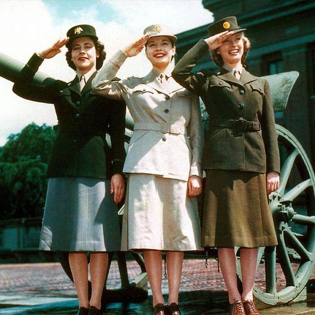 Uniform, Green, Military uniform, Headgear, Vintage clothing, Retro style, Photography, Military, Style,