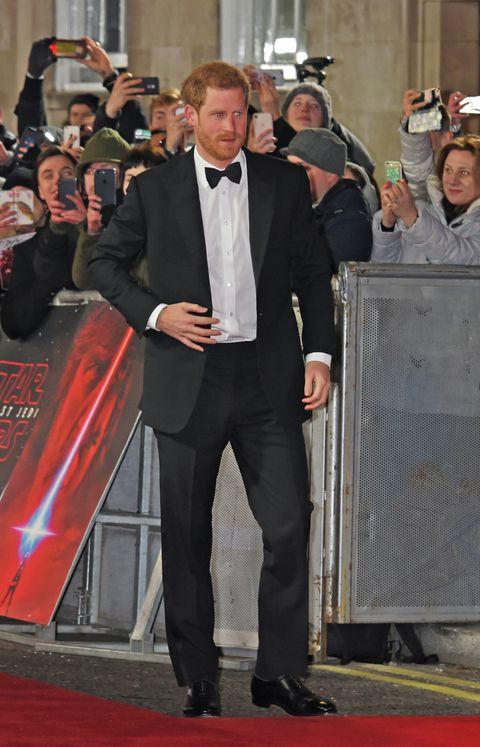 Prince Harry Tuxedo