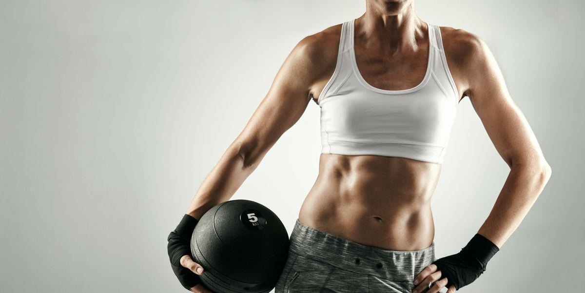 体重を減らし、筋肉量を増やす