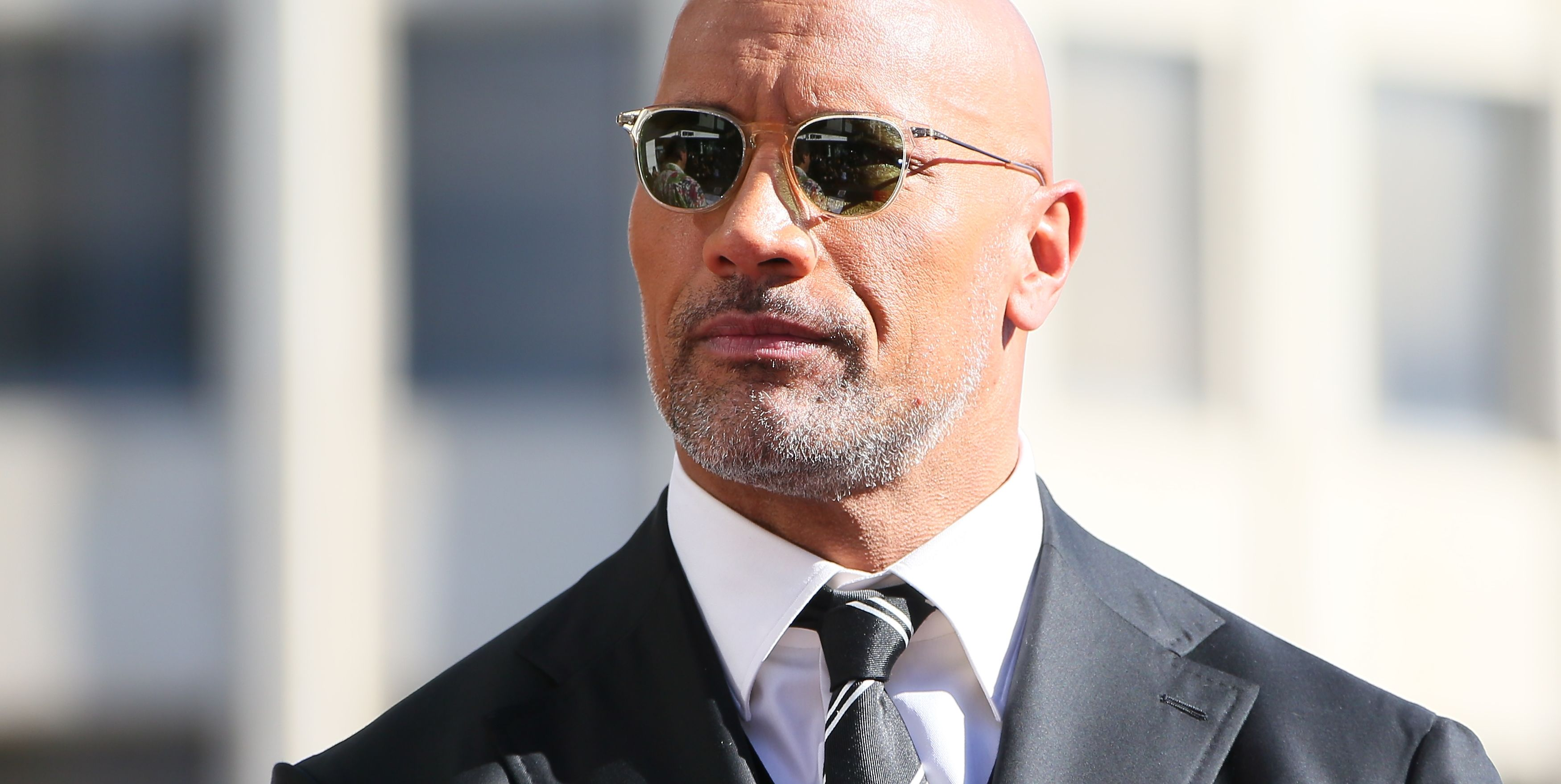 The Rock on Depression: 'You've Got to Talk About It, and You're Not Alone'