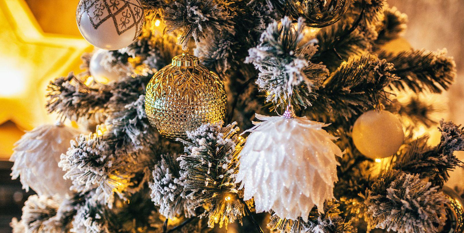 Beach Themed Christmas Tree Ornaments