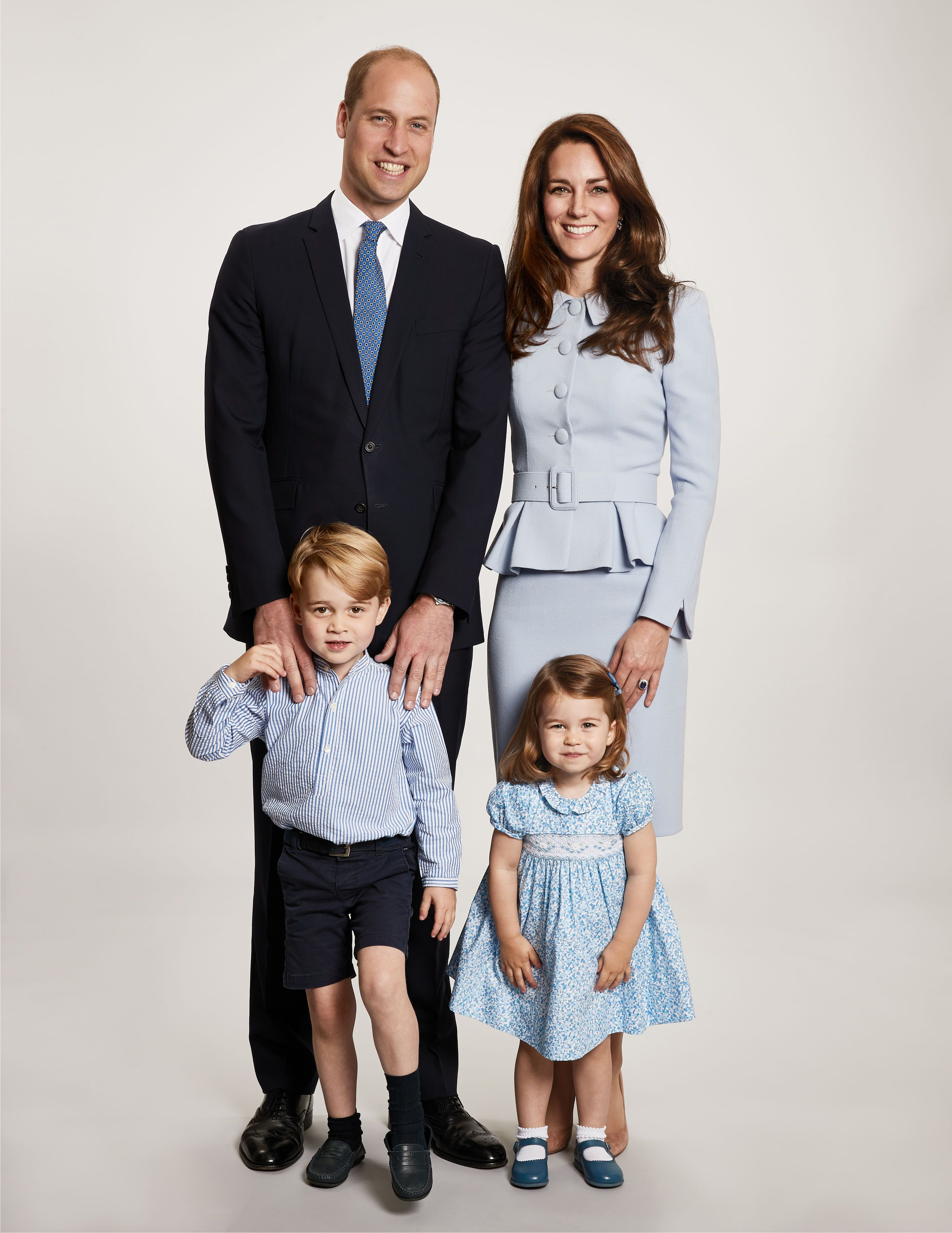 royal family christmas cards through the years royal family