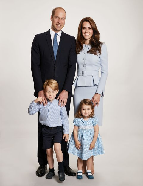 royal christmas card 2017 - Family Photo Christmas Cards