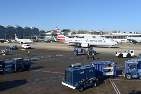 Air travel, Airline, Airplane, Airport, Vehicle, Airport apron, Airliner, Aircraft, Aerospace engineering, Aviation,
