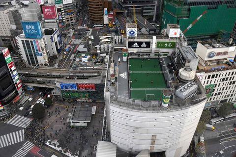 Urban area, Aerial photography, Metropolis, Urban design, City, Industry, Metropolitan area, Bird's-eye view, Photography, Building,