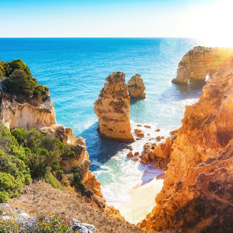 The 10 holiday destinations that apparently make you middle class