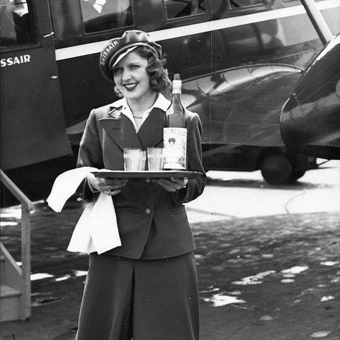 swissair stewardess