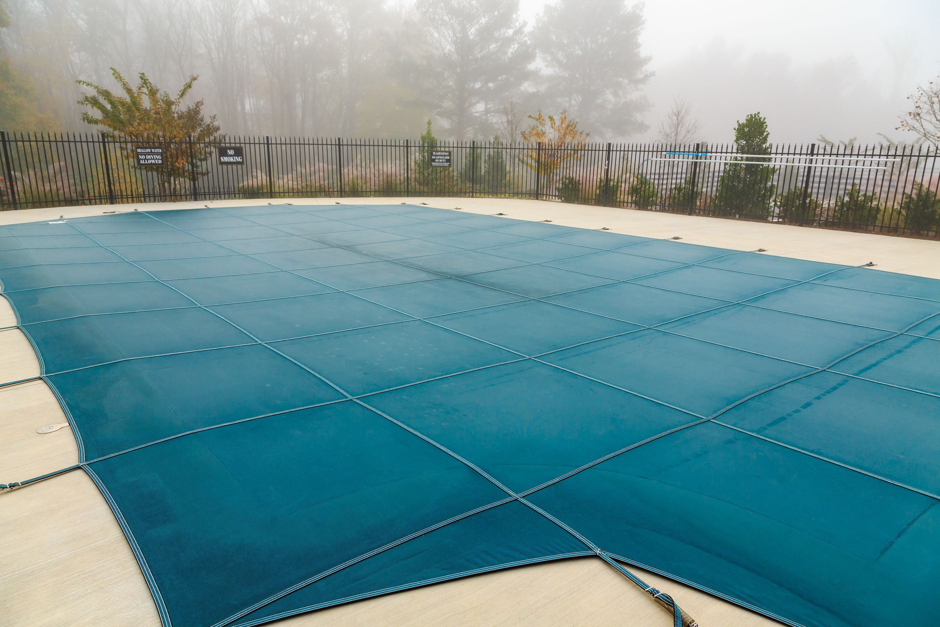 Pool Maintenance How To Winterize A Pool