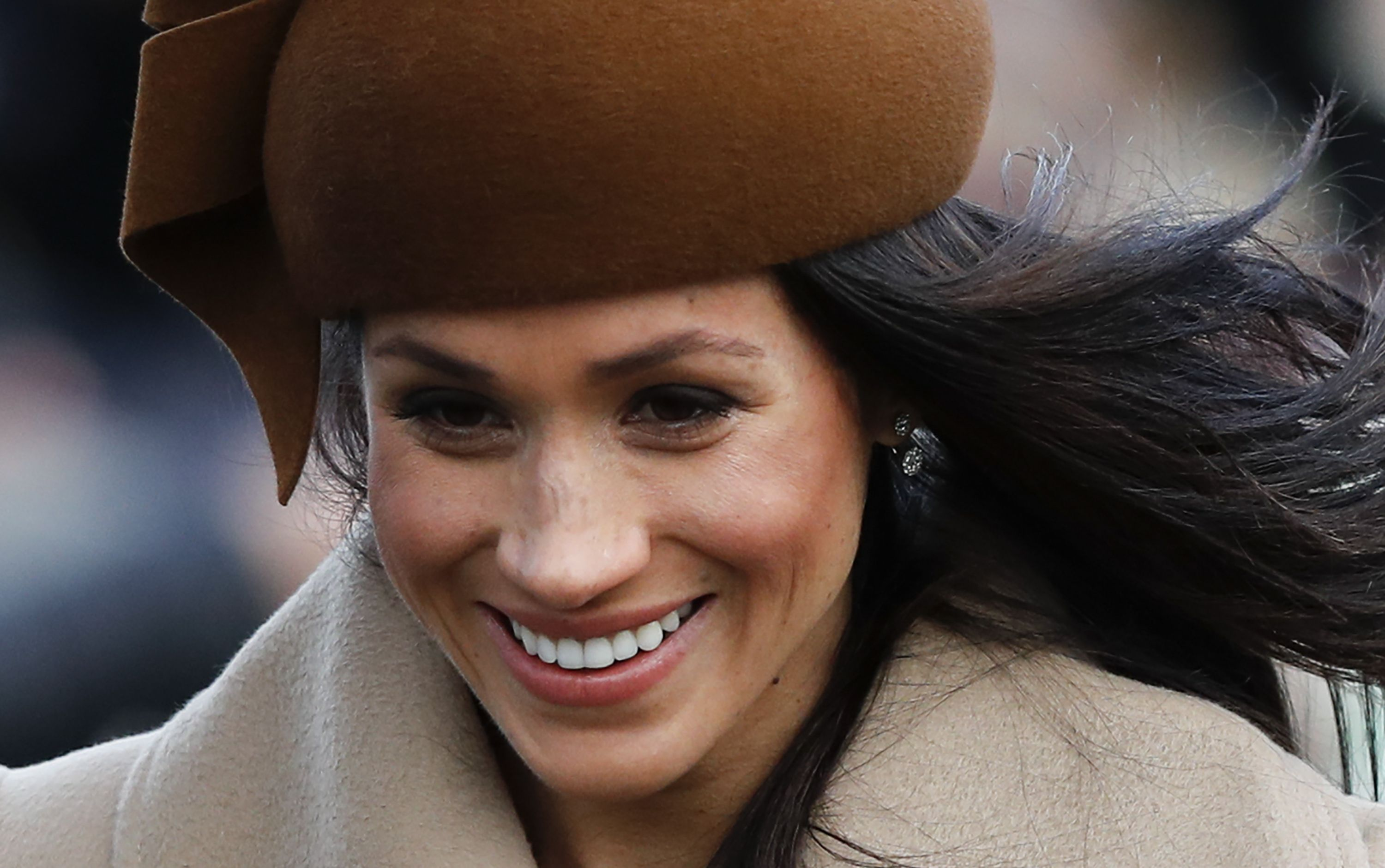 0f1eeb8037381 Meghan Markle's Christmas Outfit Worth $10,000+ - Shop Meghan's ...