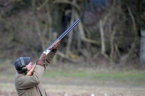 Shooting, Gun, Shooting sport, Outdoor recreation, Recreation, Clay pigeon shooting, Shotgun, Hunting, Skeet shooting, Sporting clays,