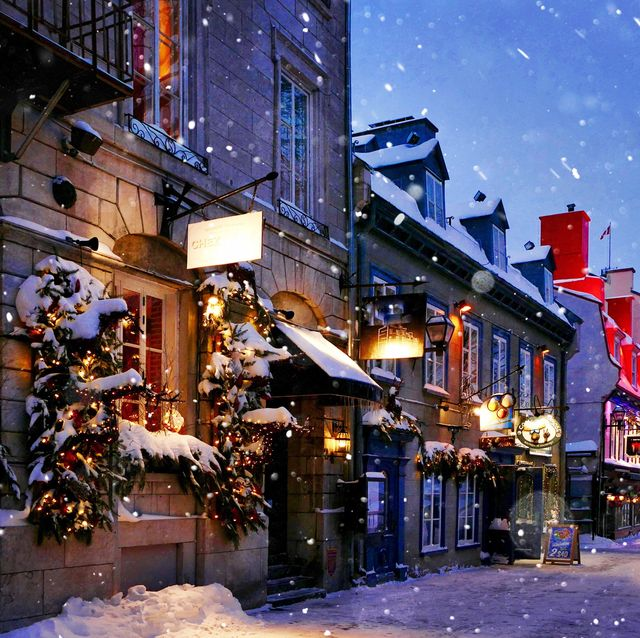Christmas Village 2020 28 Best Christmas Villages and Towns In the World 2020
