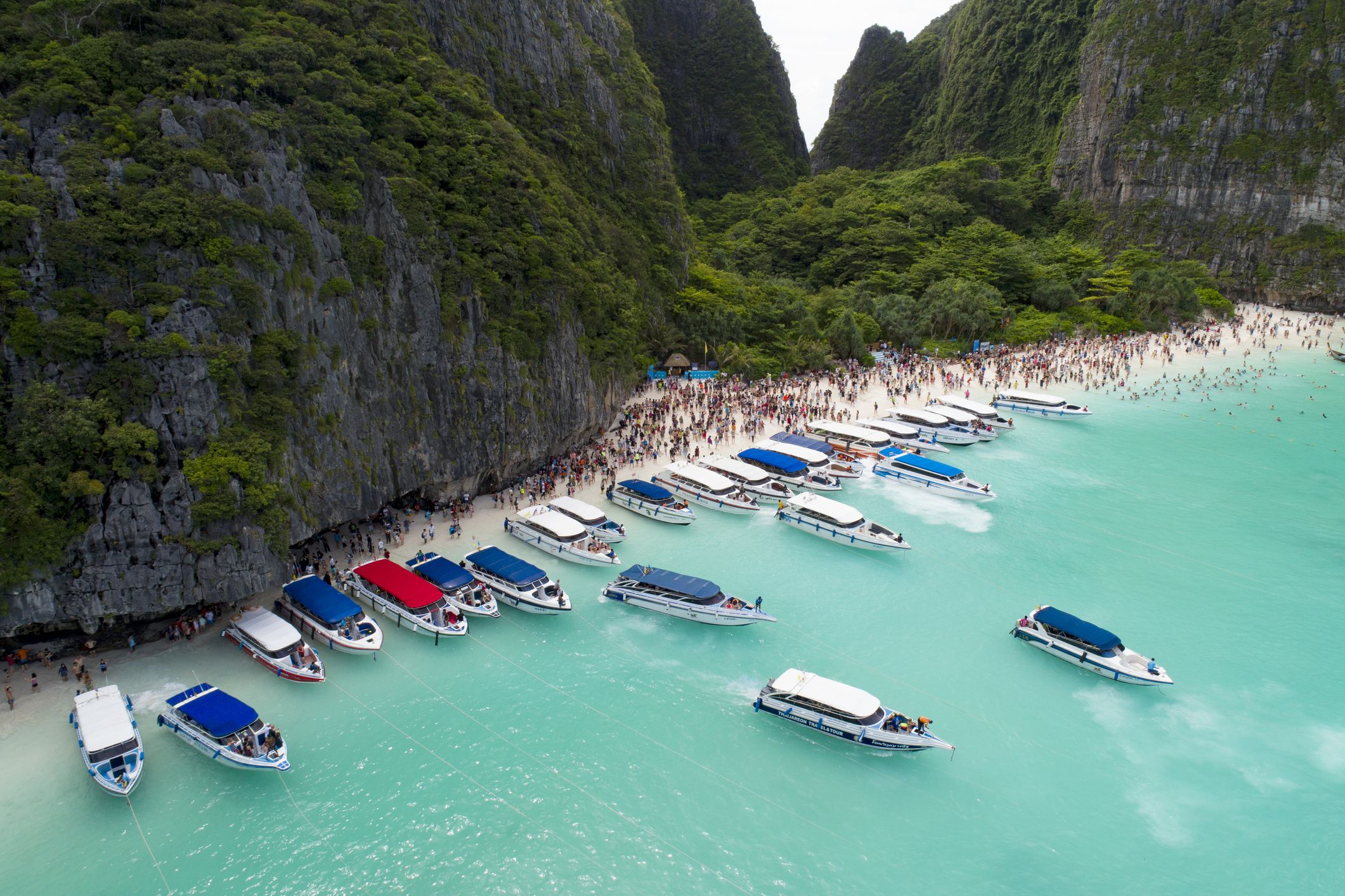 Thailand's famous Maya Bay from The Beach extends closure until 2021