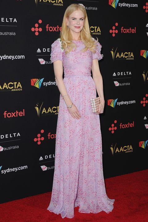 Nicole Kidman at the AACTA Awards 2018
