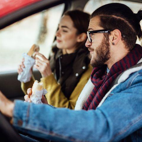 Vehicle, Car, Photography, Passenger, Driving, Auto part, Family car, Glasses, Eyewear, Vehicle door,