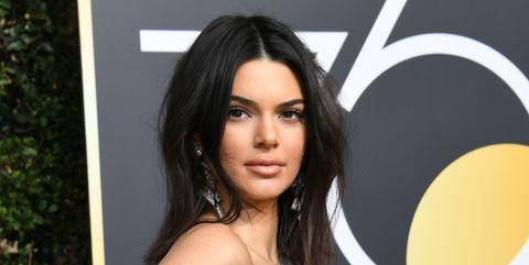 cb0d1370d7ad Kendall Jenner Acne - Kendall Jenner Golden Globes Skin