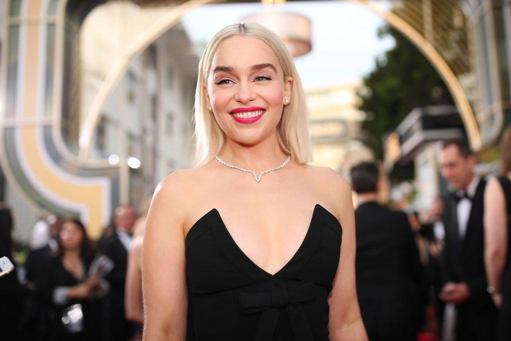 Emilia Clarke Just Cut Her Hair Super Short And It S All Because Of Game Of Thrones