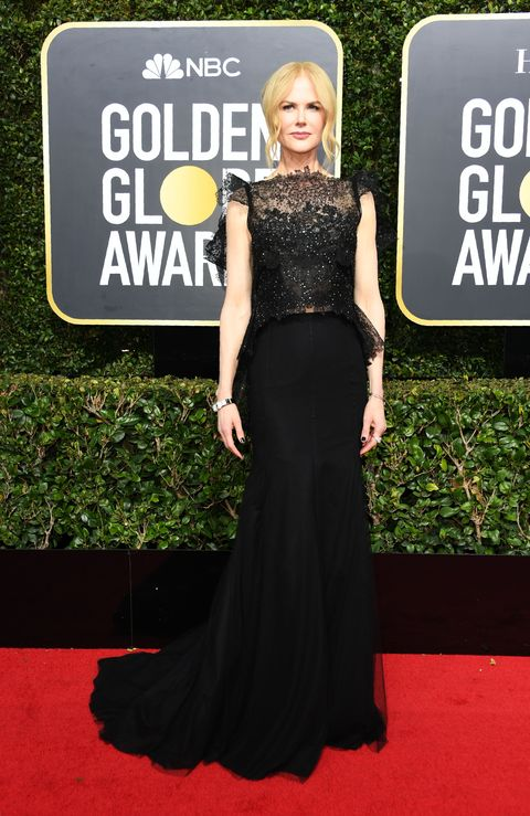 1dbb41485b9 All the Looks From the 2018 Golden Globes Red Carpet