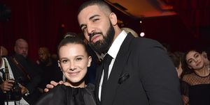 Millie Bobby Brown says Drake texts her about how much he misses her