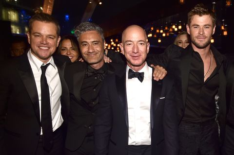 Amazon Studios Golden Globes Celebration - Inside