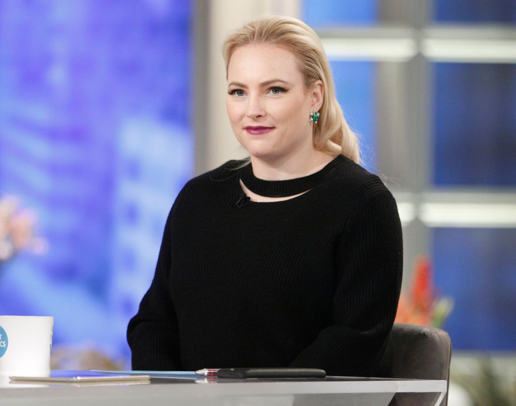 'The View' Star Meghan McCain Sends a Powerful Message to a Fan Undergoing Chemotherapy