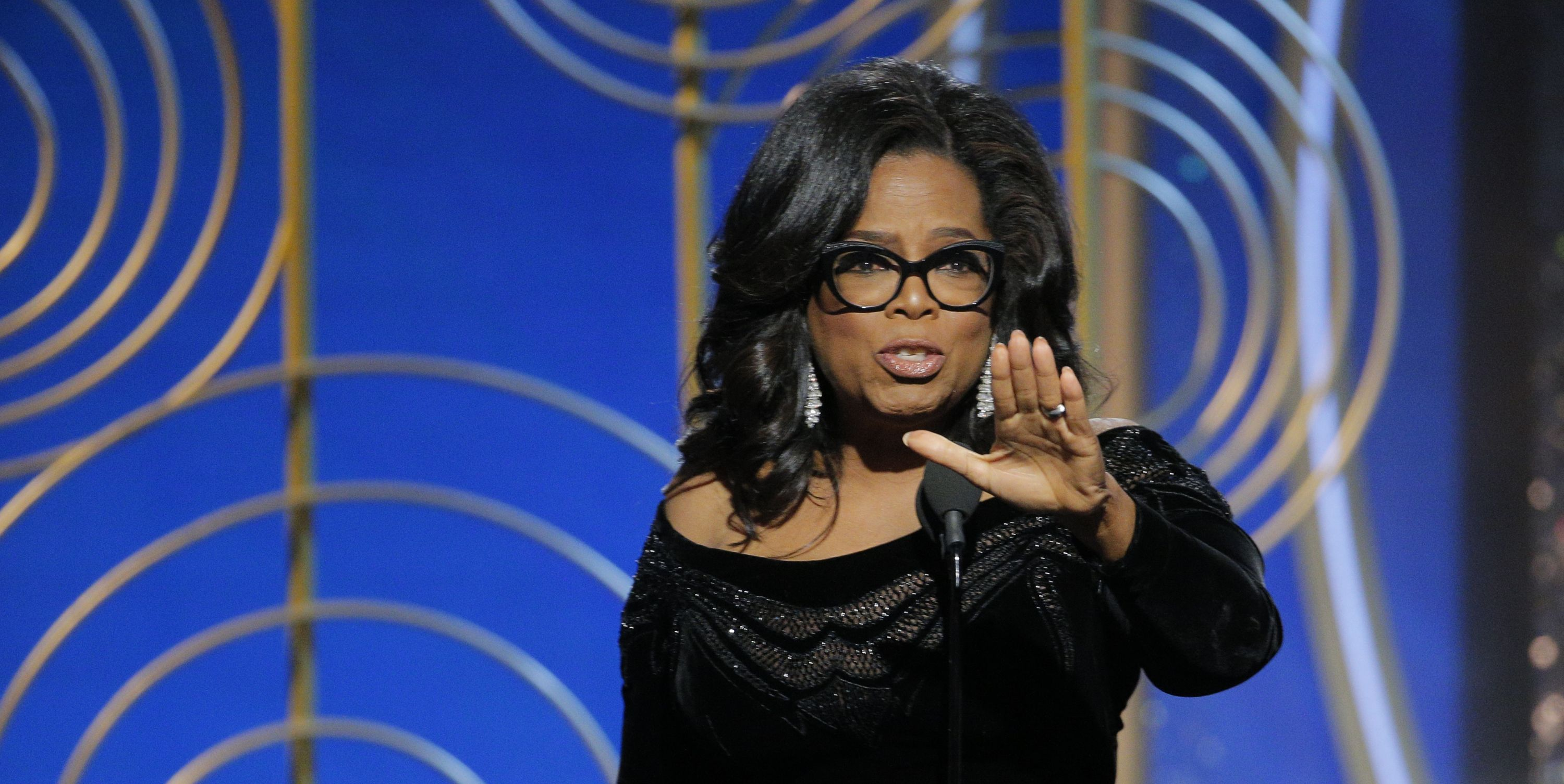 Oprah's Speech Was the Most Public Declaration of Hope We've Seen in Over a Year