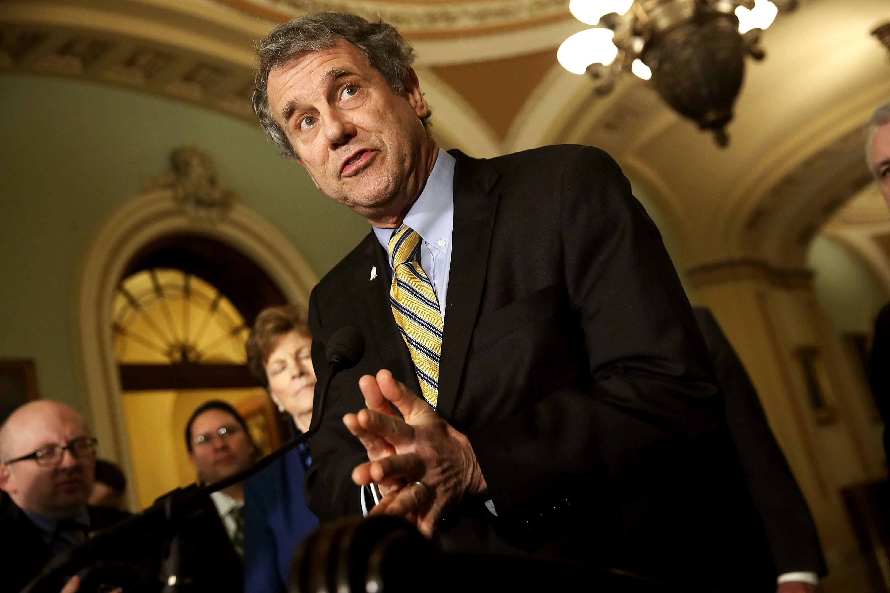 Lessons from Sherrod Brown and Chuck Todd.