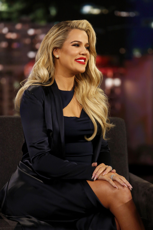 Khloe Kardashian Blonde Hair
