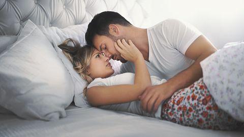 做愛, 無性, 上床