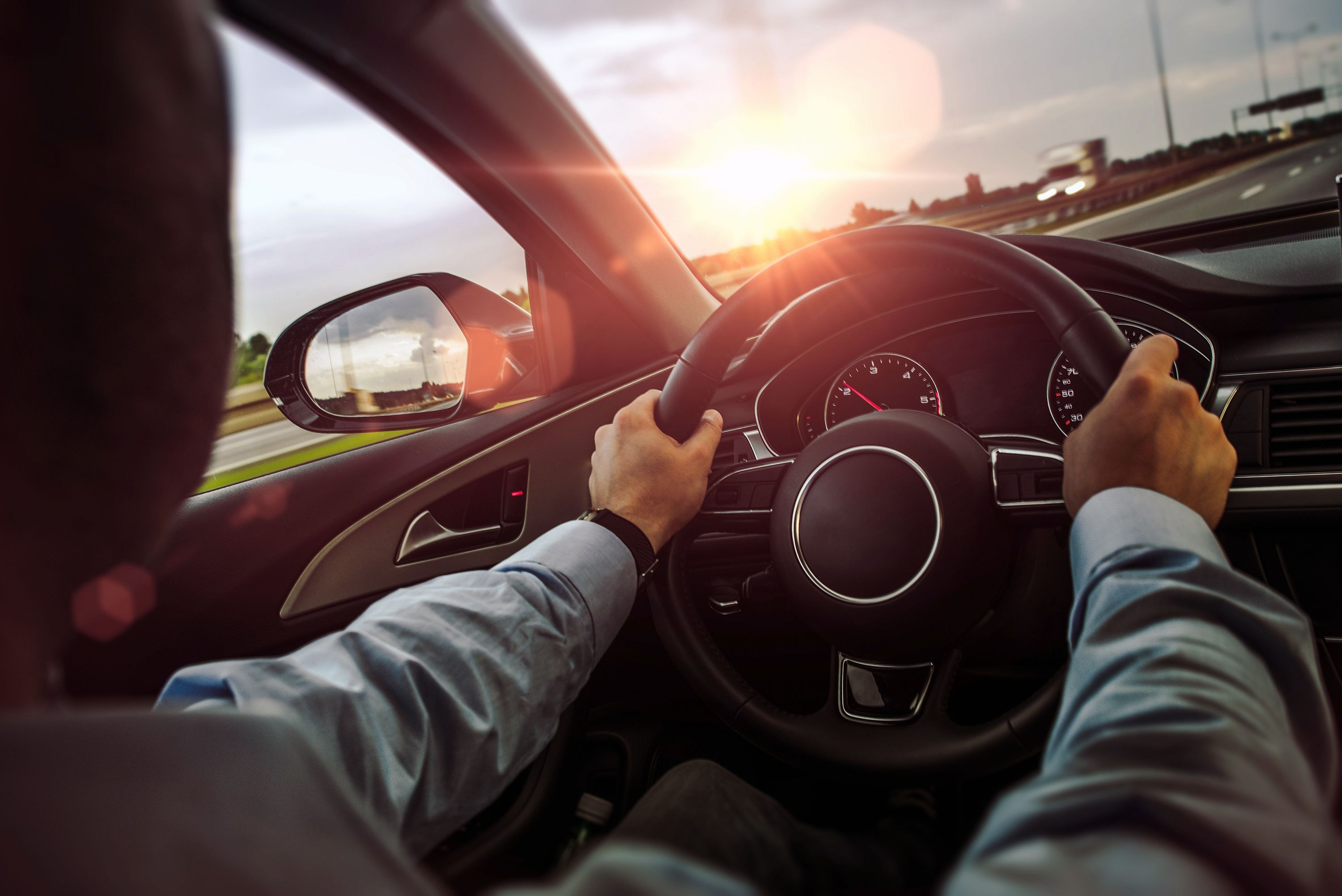 Science Says This Is the Best Way to Grab Your Steering Wheel