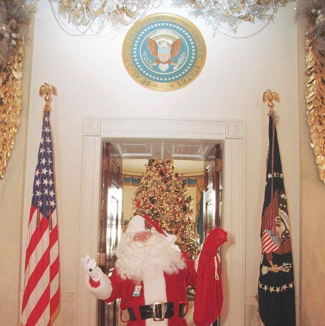 Flag, Room, Interior design, Christmas decoration,